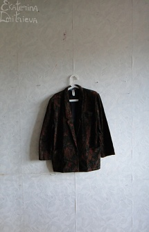 Vintage swiss jacket