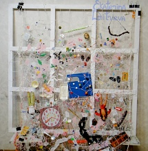 """Memory lace"" in art workshop"