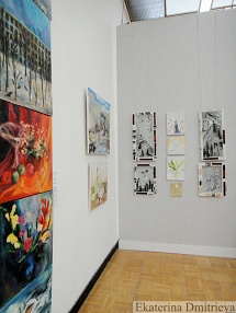 Ekaterina Dmitrieva's project in Moscow